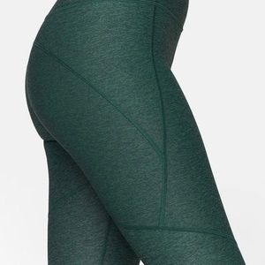 Outdoor Voices 7/8 Warm Up legging - Teal